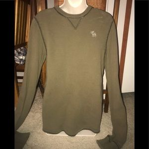 Abercrombie & Fitch long sleeve thermal